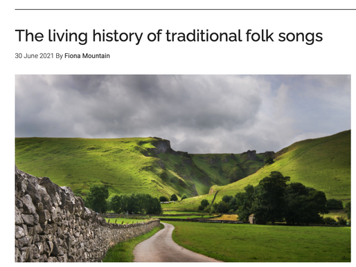 The Living History of Traditional Folk Songs
