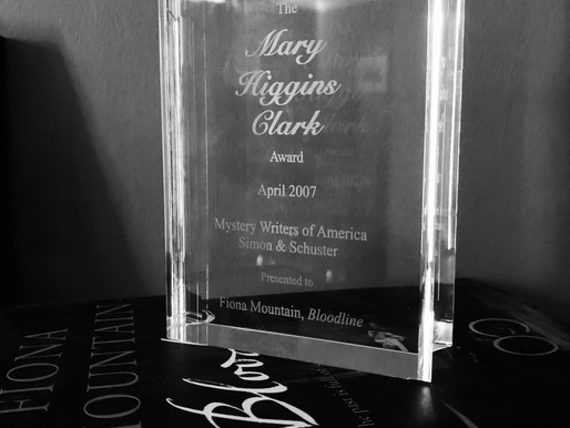 Fiona Mountain's Bloodline Wins The Mary Higgins Clark Award 2007