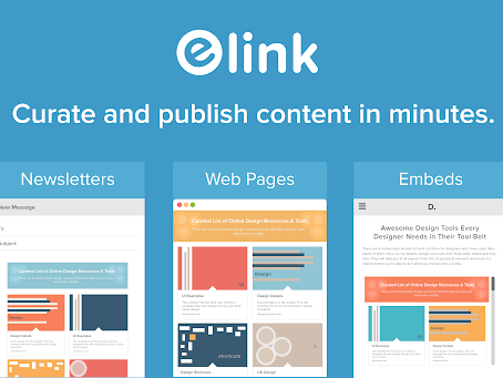 elink - The future of bookmarking & content creation