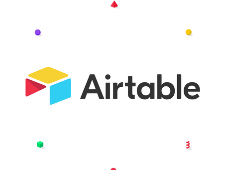 Airtable is a user-friendly spreadsheet app