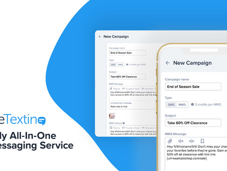 All-In-One Business Text Messaging with SimpleTexting