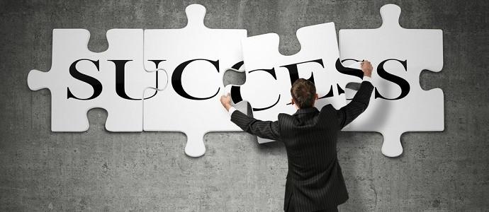 sucesso empresarial