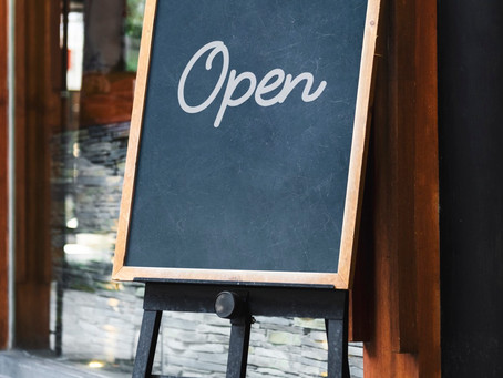 Dinsdag 1/12 terug open!
