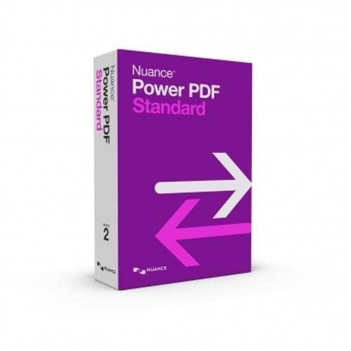 Nuance Power PDF 2.0 Standard- PROMO