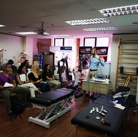 Tecar Workshop Kuala Lumpur