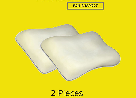 copy of POSTURA PILLOW - Pro Support x 2 Pieces