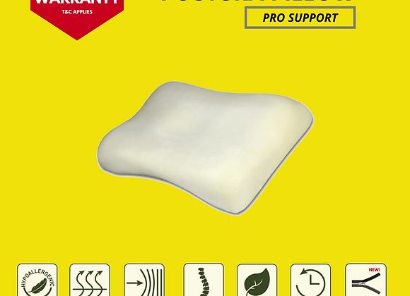 POSTURA PILLOW - Pro Support