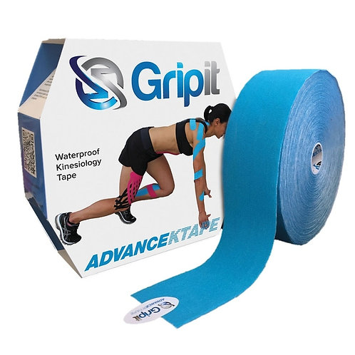 GRIPIT Advanced KTAPE -JUMBO ROLLS