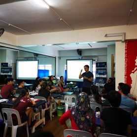 Local Gripit Taping Workshop