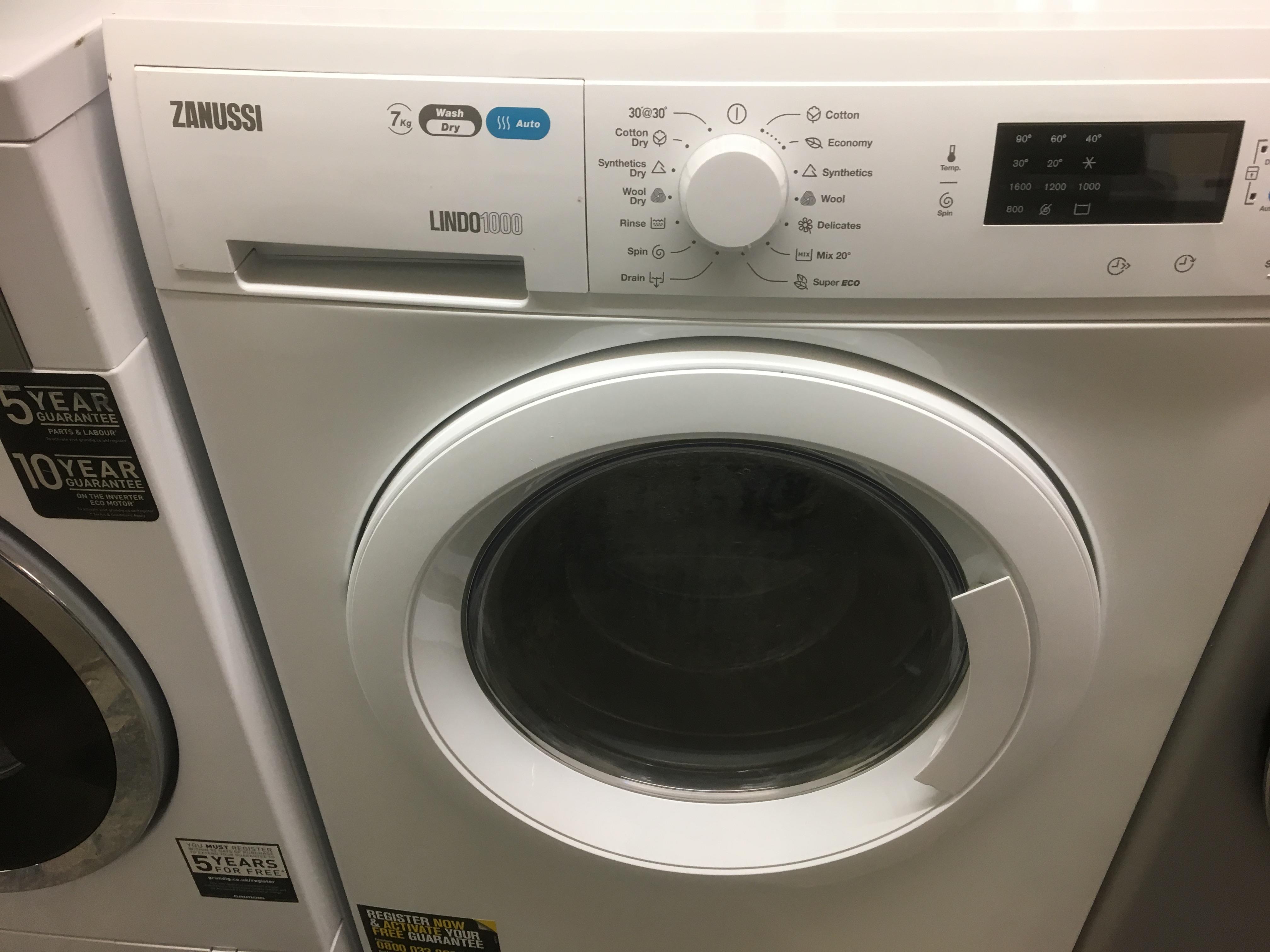 Washing Machines | Wholesale UK | Discount Electrics LTD
