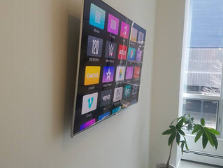 Tips For a Successful TV Mounts Installation Plymouth - Custom Low Voltage LLC