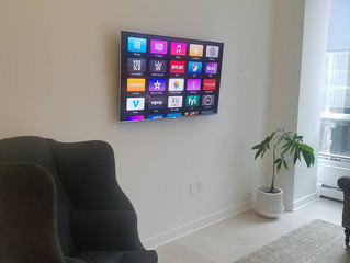 Custom TV Mounting in Maple Grove - Custom Low Voltage LLC