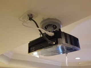 Home Theaters Wiring in Edina - Custom Low Voltage LLC