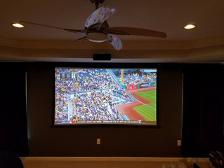Benefits of Home Theaters Wiring in Maplewood