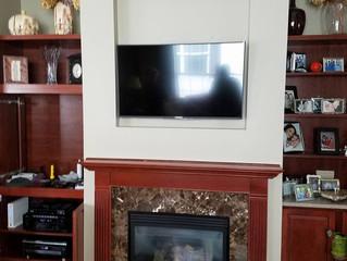 TV Mounts Installation - Custom Low Voltage LLC