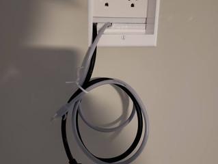 Hiding TV wires Minneapolis – Custom Low Voltage