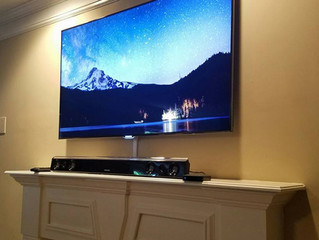 Custom TV Mounting - Custom Low Voltage LLC