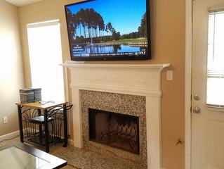 TV Mounts Installation by Custom Low Voltage LLC