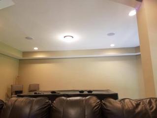 Speaker System Installation in Bloomington by Custom Low Voltage LLC