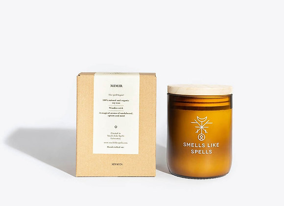 Smells like Spells Scented Candle Mimir