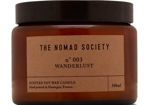 The Nomad Society Banana Pancakes Candle