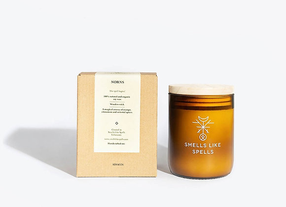 Smells like Spells Scented Candle Norns