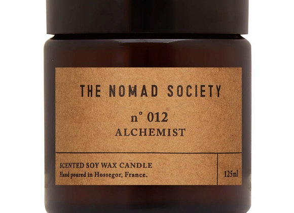 The Nomad Society Alchemist Candle 120ml