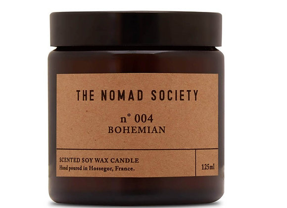 The Nomad Society Bohemian Candle