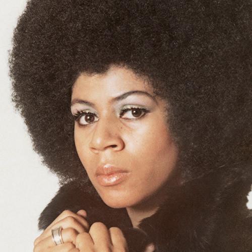 Minnie Riperton Afro Singer