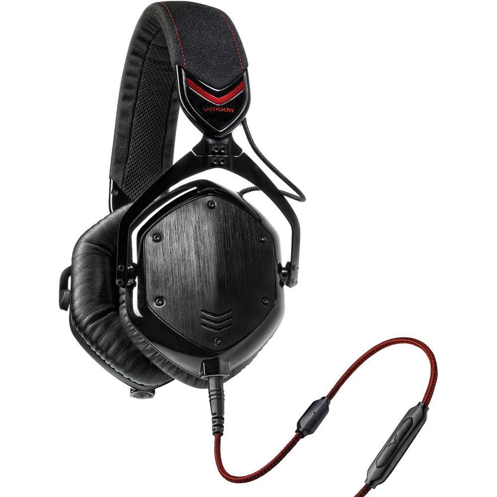 V-MODA Crossfade M-100 Over-Ear Noise-Isolating Metal Headphones