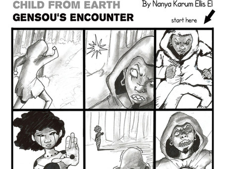 KHARAD MIN TA - Gensou's Encounter