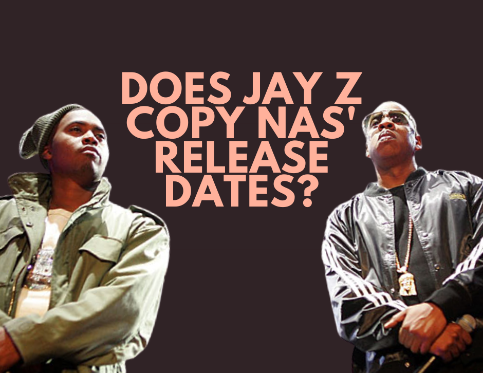 Jay z Copies Nas - Hip Hop Beef