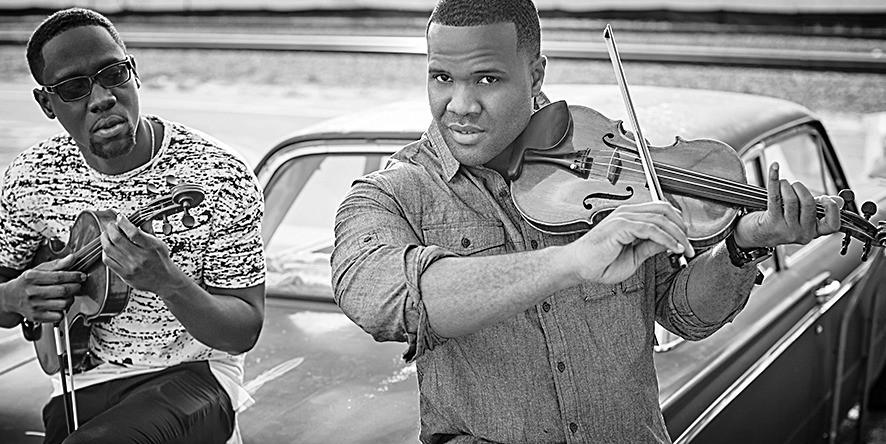 Black Violin - Shatters Stereotypes