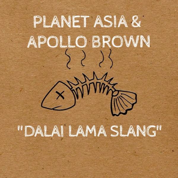 Dalai Lama Slang Planet Asia Apollo Brown Anchovies
