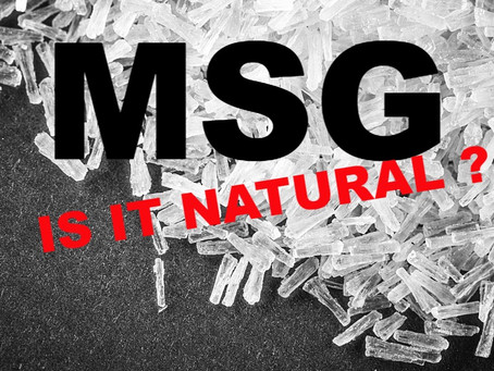 What Is Monosodium Glutamate? Is MSG Natural? Is MSG Bad?