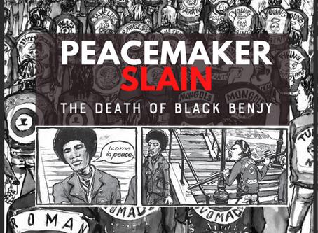 Peace Maker Slain! The Death Of Black Benjy & The Bronx Peace Treaty of 1971