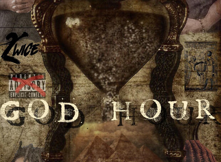"""""""GOD HOUR"""" by Twice Blessd ft. The Rubber Peeple & King Apocalypse"""