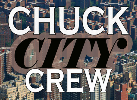 THE CHUCK CITY CREW:  Where Is The Birthplace Of The Outside Jam?