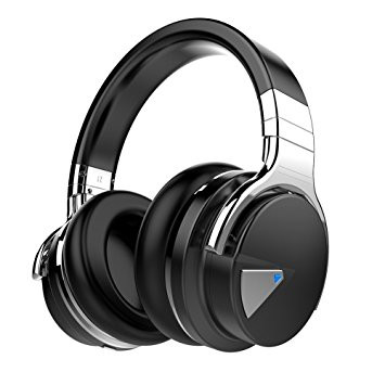 COWIN E7 Active Noise Cancelling Bluetooth Headphones with Microphone