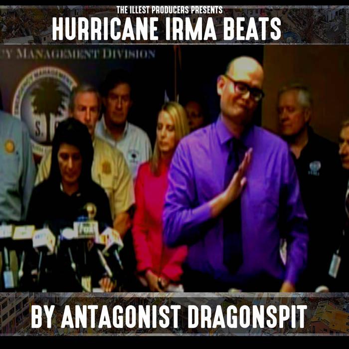 Hurricane Irma Beats Antagonist Dragonspit