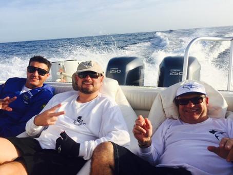 Fishing Report May 2015