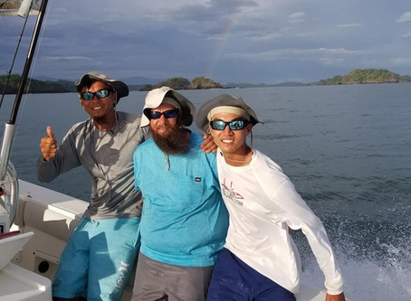 David Christopher have been fishing at PSFL since 2009and Daniel Lee bothfrom North Carolina team