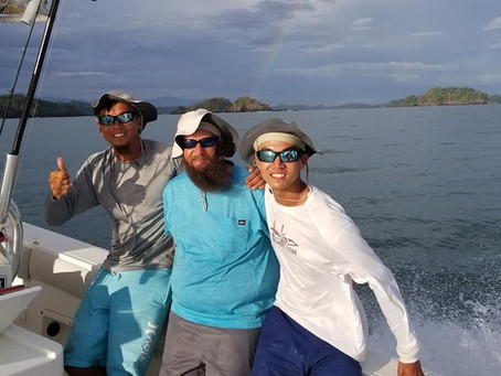 David Christopher have been fishing at PSFL since  2009 and Daniel Lee both from North Carolina team