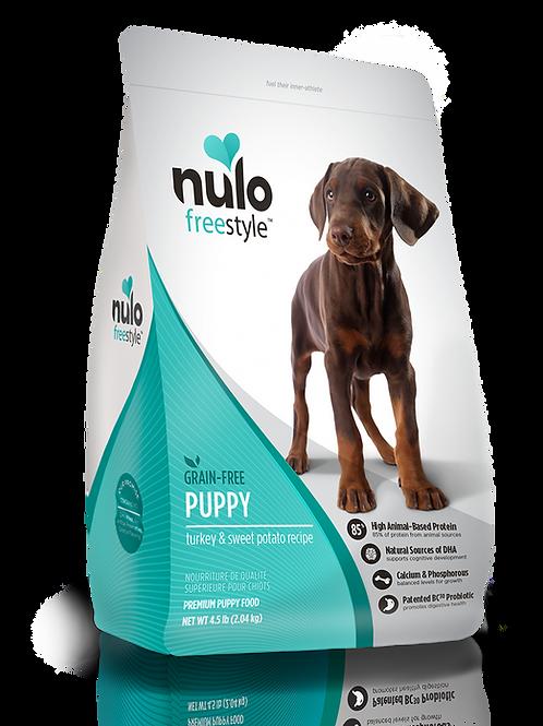 Nulo FreeStyle Puppy Turkey & Sweet Potato Recipe