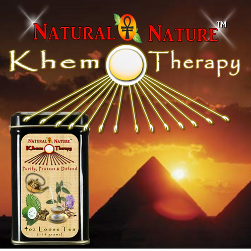 Khem ~o~ Therapy Tea