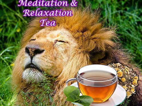 Meditation & Relaxation Tea