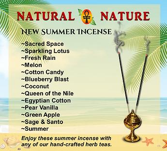 Summer Incense