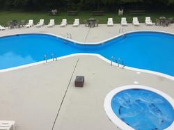 Pool at Big Valley Resort