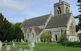 St John's Chuch, Bemerton