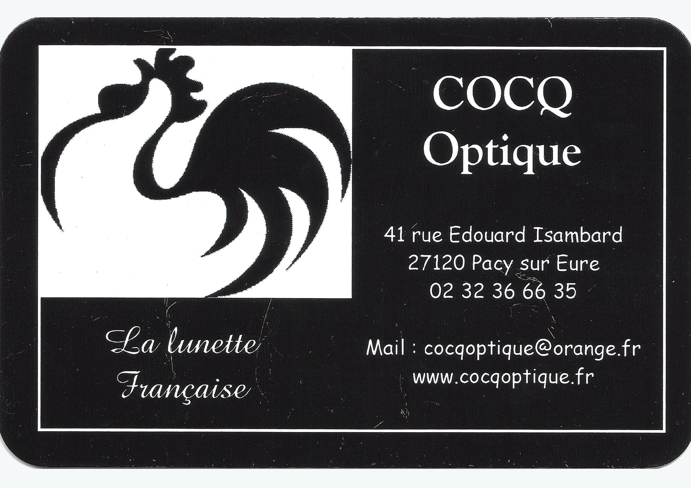 optique coq